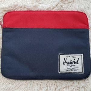 Hershey supply co. Padded iPad mini sleeve 8×10.